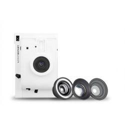 Lomo'Instant White + 3 lenses by Lomography