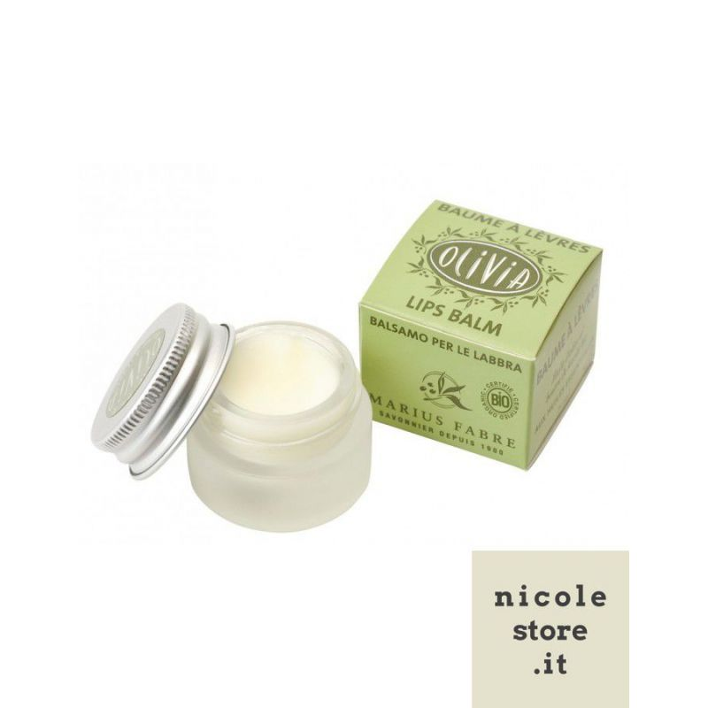 Lip Balm 7 ml certified organic 100% - OLIVIA - by Marius Fabre