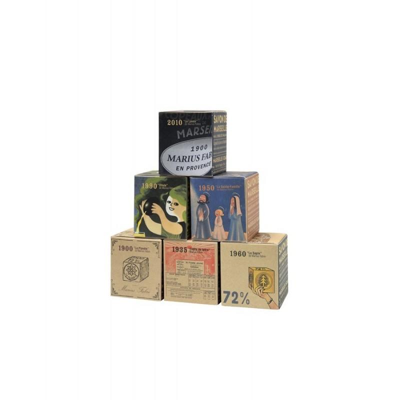 Cofanetto collectors edition 110 anni - 110 ANS - by Marius Fabre
