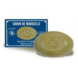 Saponetta ovale all'Olio d'Oliva 72% 150gr NATURE by Marius Fabre