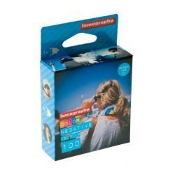 Lomography Color Negative 100 iso 120 3 pack