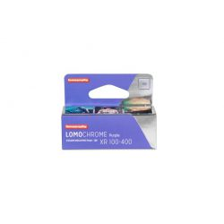 Lomography Lomochrome Purple 100-400 iso 120mm single pack