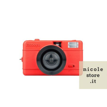 Fisheye One Red by Lomography