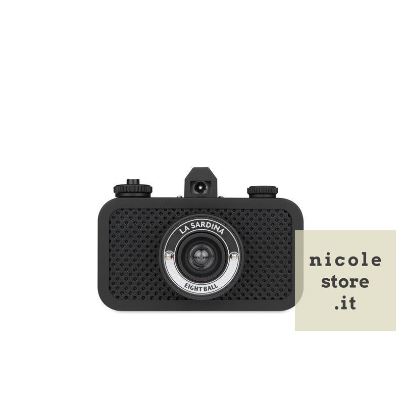 La Sardina 8 ball 35 mm by Lomography