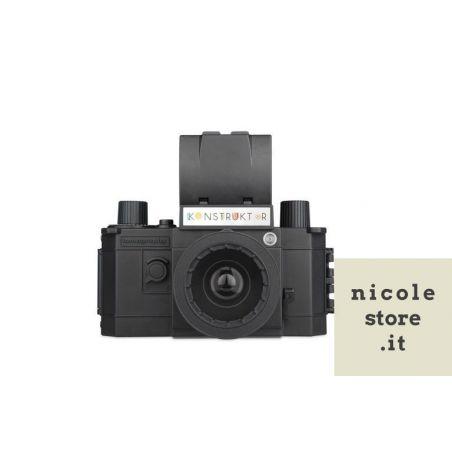 Konstruktor F Fllash DIY SLR Camera by Lomography