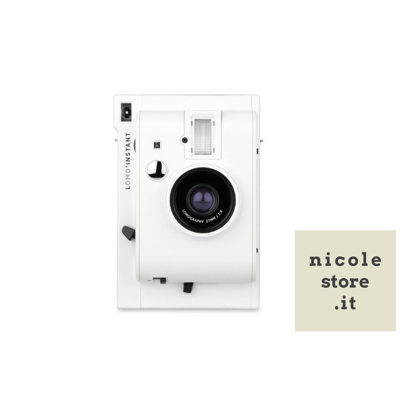 Lomo'Instant White edition by Lomography