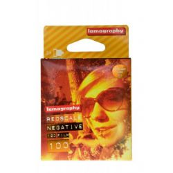 Lomography Redscale 100 ISO 120 (3 pack)