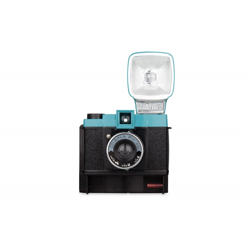 diana f+ instant camera how to use