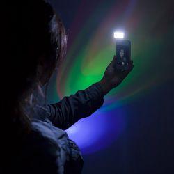 InstaFlash smartphone flash by ThumbsUp