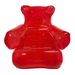 "Poltrona gonfiabile ""Gummy Chair"" by Thumbsup"