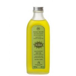 Olive and Evening Primrose Oils Dry Oil 230ml - certified organic - by Marius Fabre