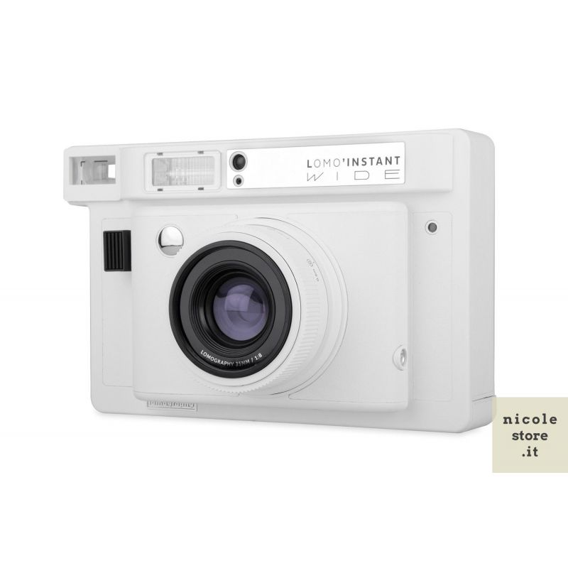 Lomo'Instant Wide White Edition by Lomography