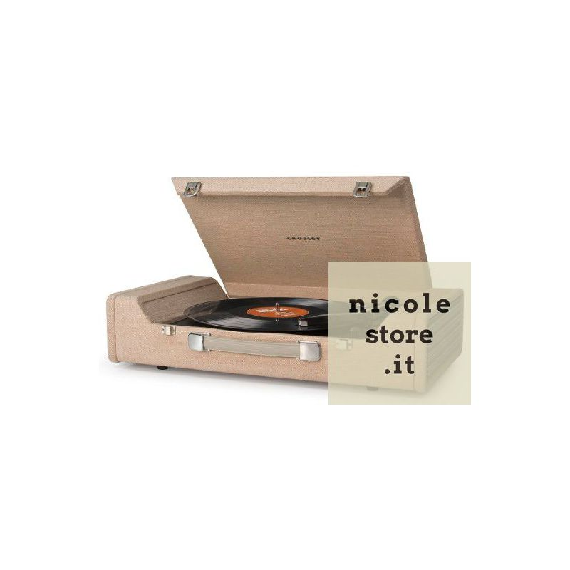 Giradischi USB Nomad con speaker integrati by Crosley