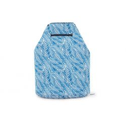 Rucksack zaino in neoprene Fern Blue by Pijama