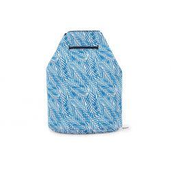 Rucksack zaino in neoprene Fern Blue by Pijama