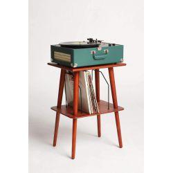 Crosley Manchester Paprika Tavolino per Giradischi by Crosley