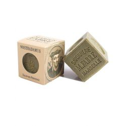 "Collector Marseille olive oil soap ""Nostradamus"" by Marius Fabre"