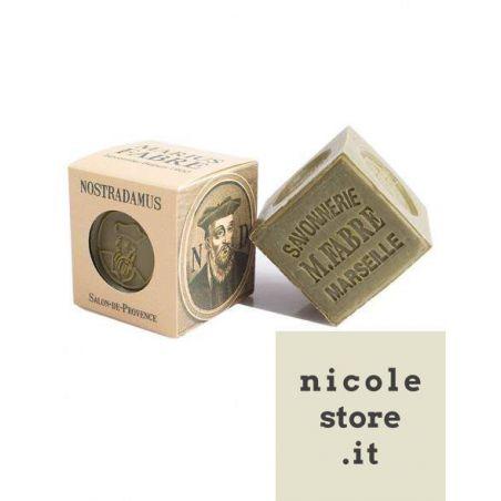 "Collector Marseille olive oil soap ""Nostradamus"" by Marius Fabre"