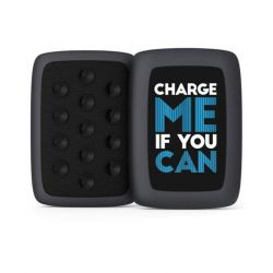 "Squid Max Power Back 7500 mAh Limited Edition ""Charge Me if You Can"" by Xoopar"