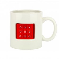 Tic Tac Toe Mug by ThumbsUp!