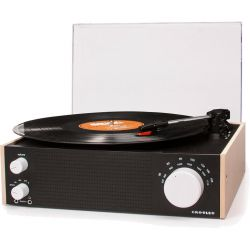 Giradischi con Radio FM/AM Switch by Crosley