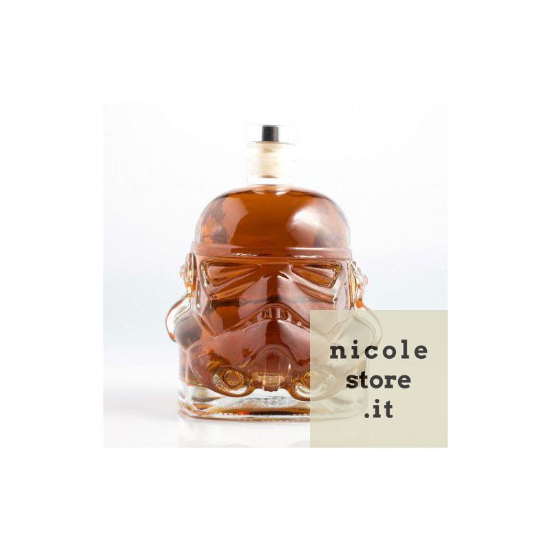Original Storm Trooper Decanter by ThumbsUp!
