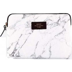 White Marble iPad Air Sleeve by Woouf!