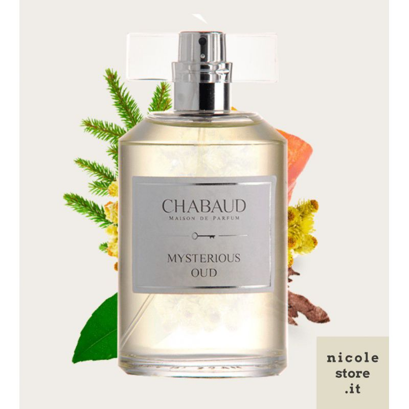 Mysterious Oud by Chabaud