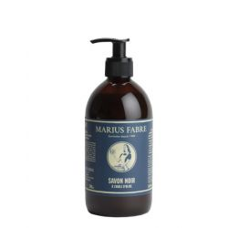 Liquid soap with olive oil (500mL) with dispenser by Marius Fabre