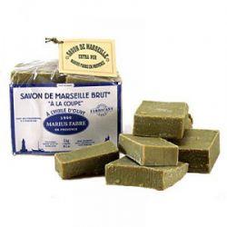 Fette di sapone di Marsiglia all'olio d'oliva in cofanetto da 1 Kg NATURE by  Marius Fabre