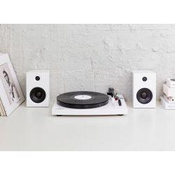 Crosley T100 White - piatto giradischi bluetooth con amplificatori by Crosley