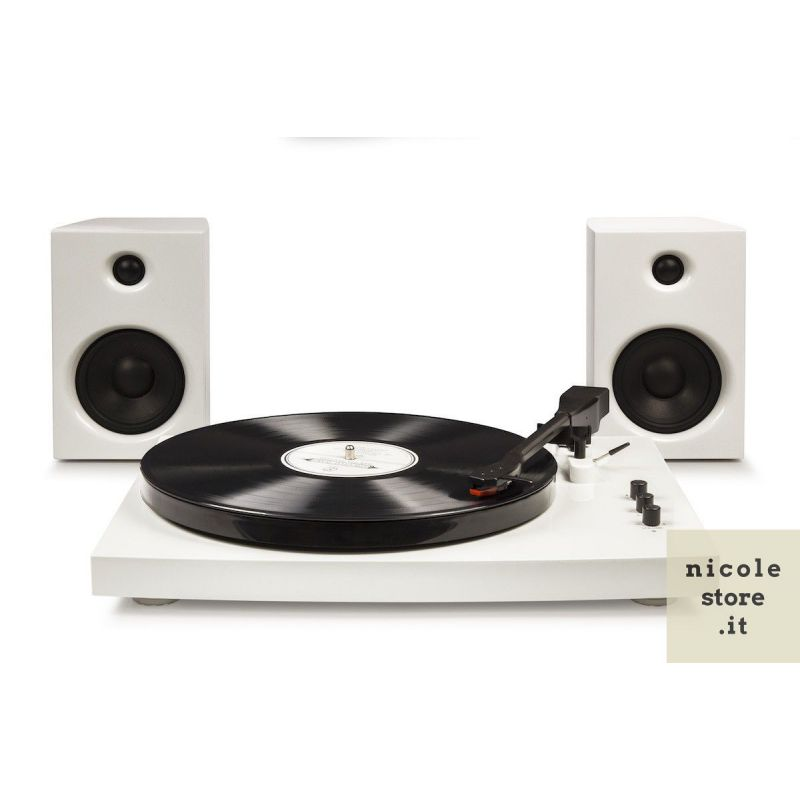 Crosley T100 White turntable by Crosley