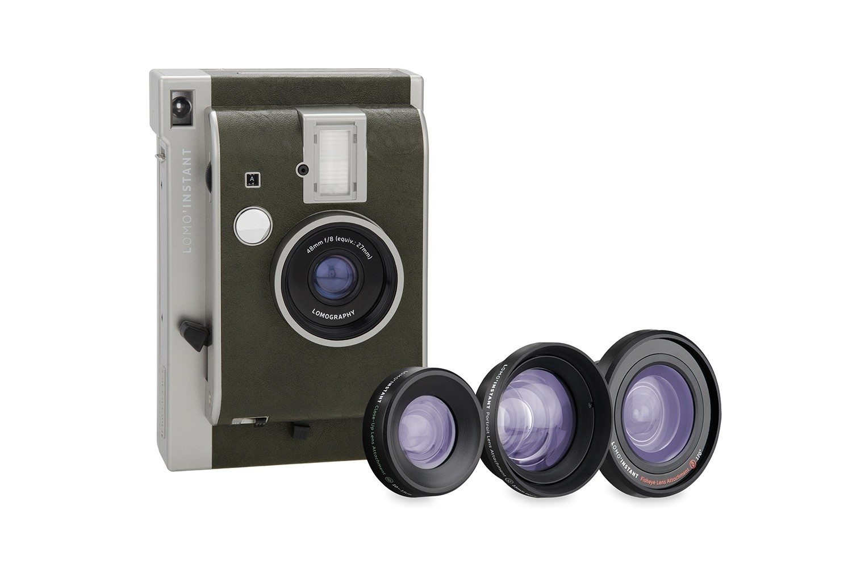 Lomoinstant Oxford Lenses By Lomography Nicole Design Store Instant Camera Sanremo Edition
