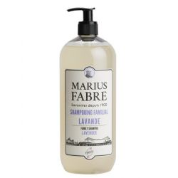 Family Shampoo Lavender parfumed (1L) 1900 by Marius Fabre