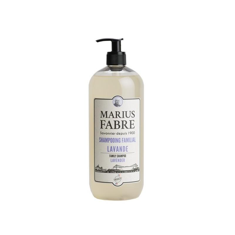 Family Shampoo Lavender parfumed (1L) 1900 by Marius Fabre
