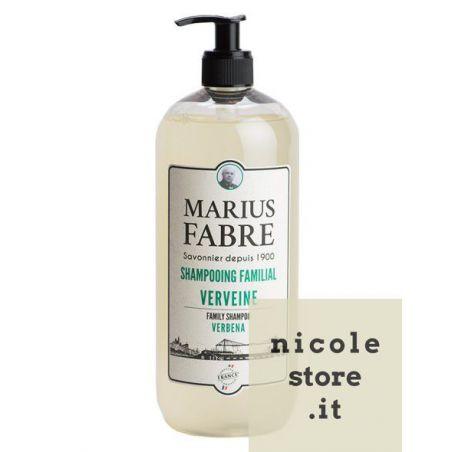 Family Shampoo Verbena parfumed (1L) 1900 by Marius Fabre