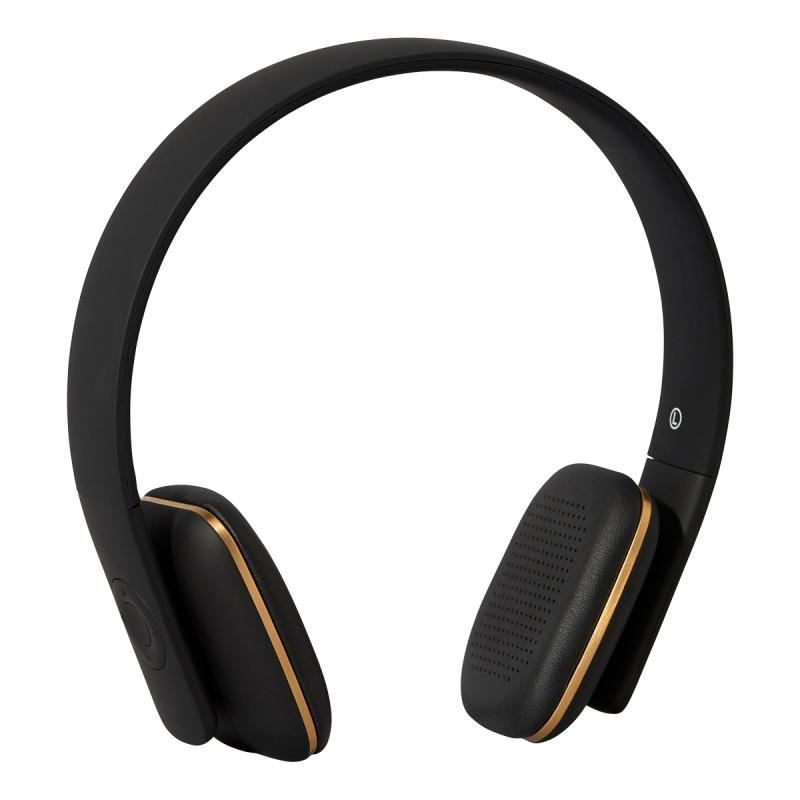 Kreafunk aHead black edition - cuffia wireless - by Kreafunk