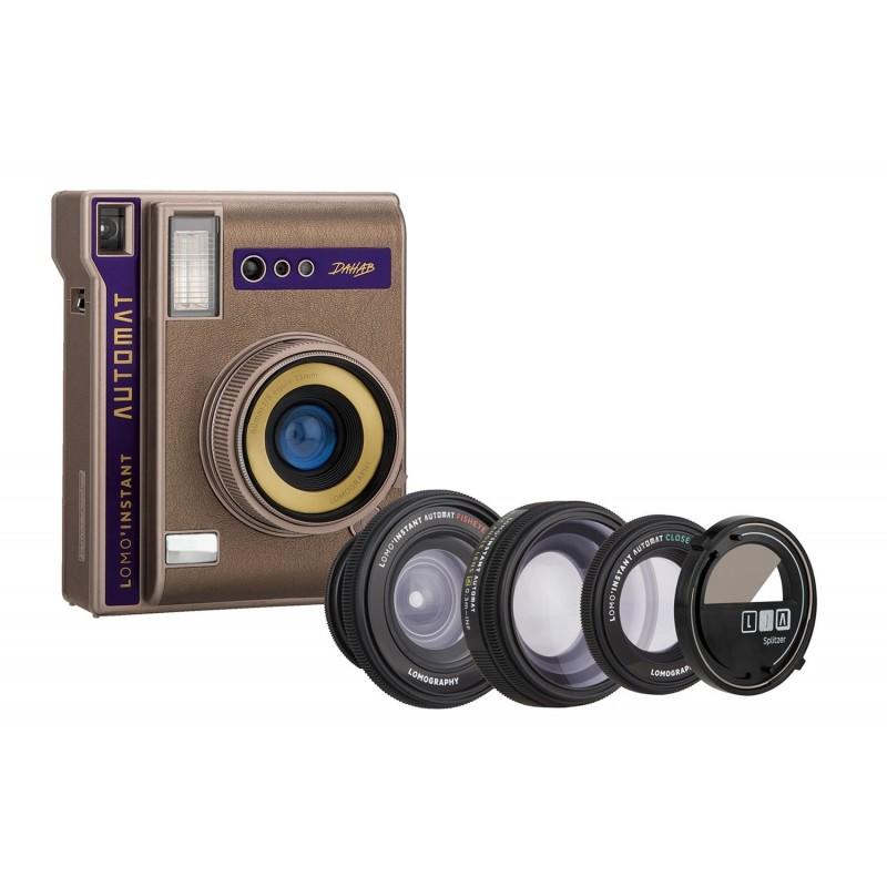 Lomo'Instant Automat & Lenses Dahab by Lomography