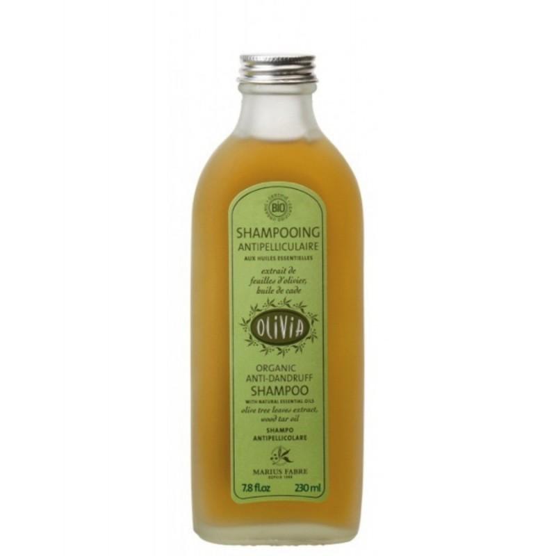 Cade Oil Dandruff Shampoo - certified organic - OLIVIA by Marius Fabre