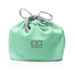 MB Pochette green Matcha lunchbox sleeve bag for Monbento