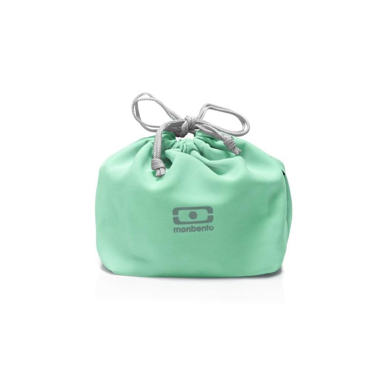 MB Pochette verde Matcha borsa custodia porta lunchbox di Monbento