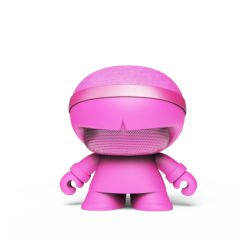 Xoopar Boy Xboy Glow Stereo Pink (Rosa) bluetooth wireless speaker by Xoopar