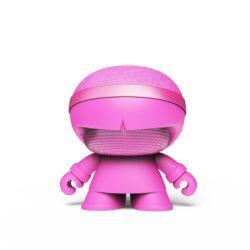 Xoopar Boy Xboy Glow Stereo Pink (Rosa) bluetooth wireless speaker by Xoopar