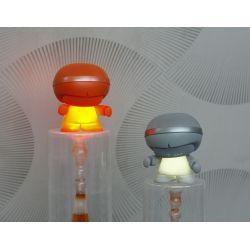 Xoopar Boy Xboy Glow Stereo Orange (Arancione)  bluetooth wireless speaker by Xoopar