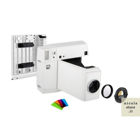 Lomo'Instant Square White Combo by Lomography