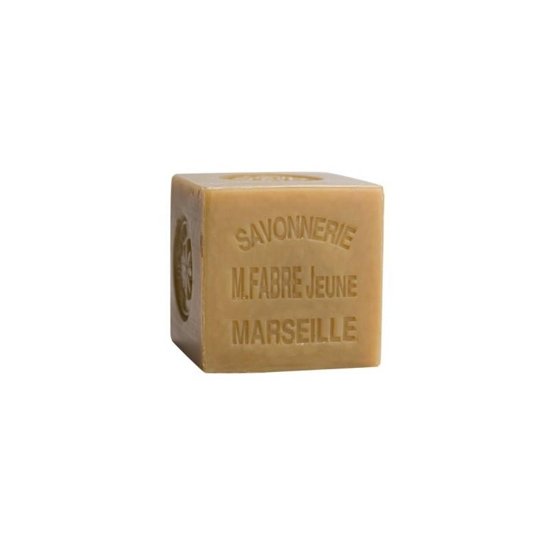 Sapone di Marsiglia extra puro 72%  agli Oli Vegetali in Cubo da 600gr  NATURE by  Marius Fabre
