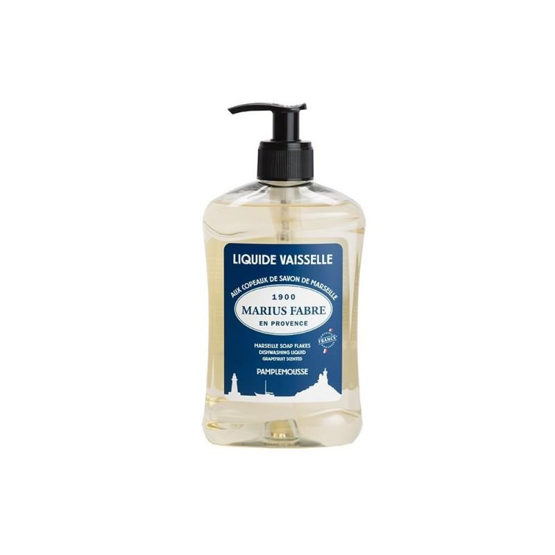 Marseille soap flakes dishwashing liquid 500mL by Marius Fabre