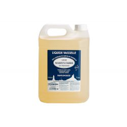 Marseille soap flakes dishwashing liquid 5L Tank by Marius Fabre