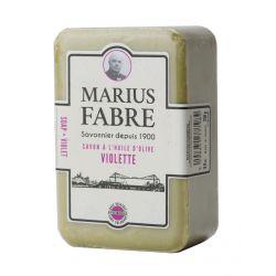 Sapone Puro di Marsiglia Aromatizzato alla  Violetta 250gr 1900 by Marius Fabre
