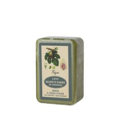Marseille Santal perfumed pure olive oil soap (250gr) Herbier by Marius Fabre